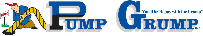 Pump Grump Logo